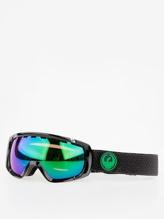 Okuliare na snowboard Dragon Rogue (split/lumalens green ion/l amber)