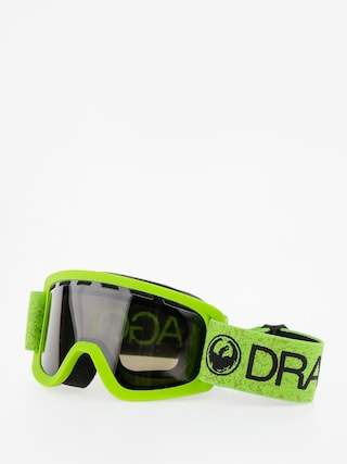 Okuliare na snowboard Dragon Lil D (green/dark smoke)
