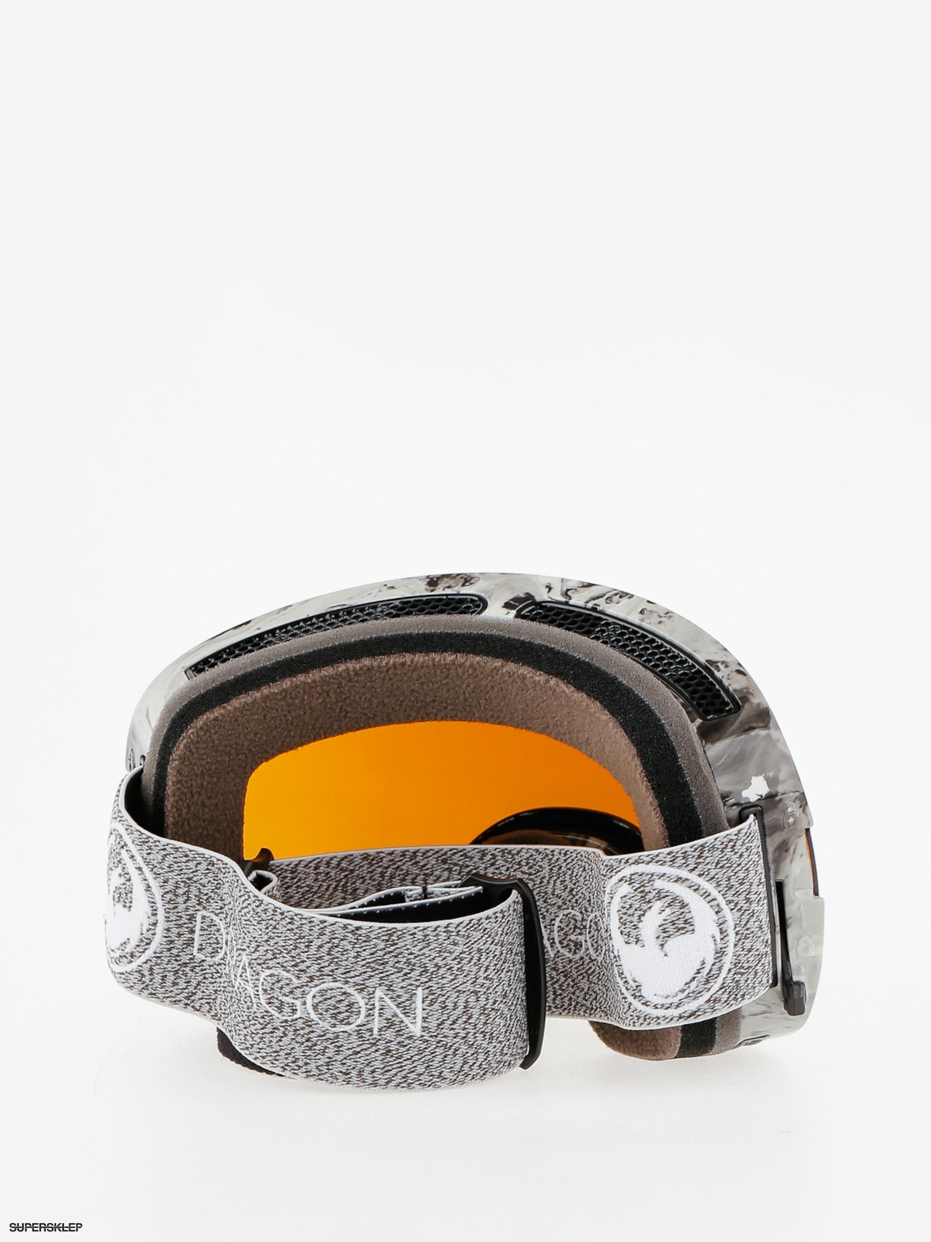 Okuliare na snowboard Dragon X2 (mill lumalens silver ion) c422b002196