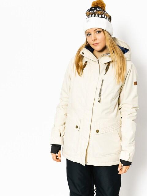 Snowboardová bunda Roxy Andie Wmn (angora)