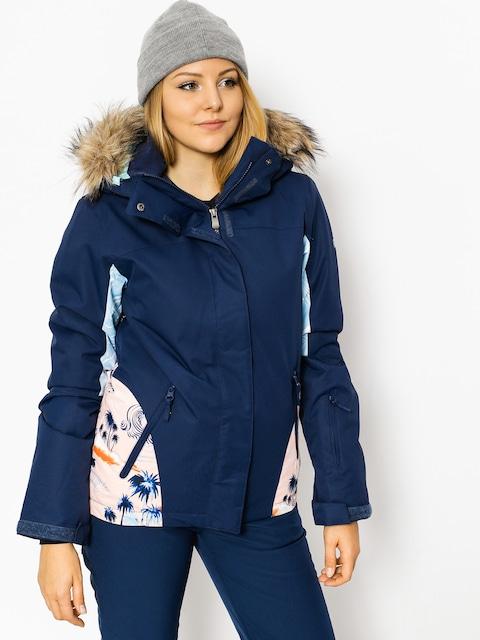 Snowboardová bunda Roxy Jet Ski Wmn (pop snow)