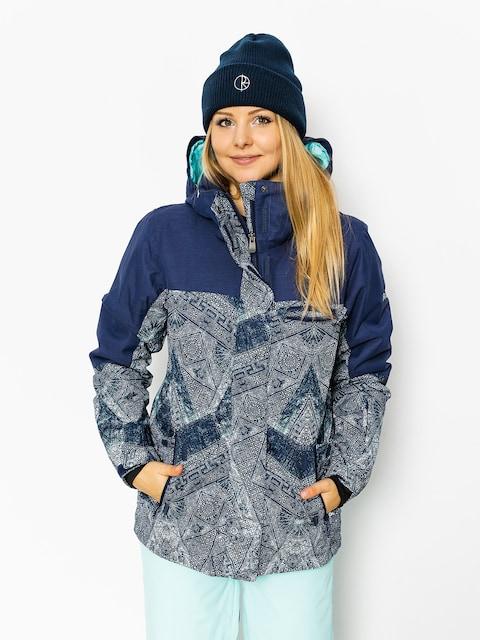 Snowboardová bunda Roxy Rx Jetty Blo Wmn (peacoat avoya)