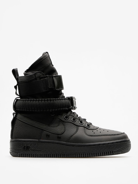 Topánky Nike Sf Air Force 1 Wmn (black/black black)