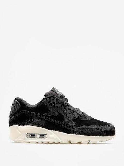 Topánky Nike Air Max 90 Lx Wmn (black/black dark grey sail)