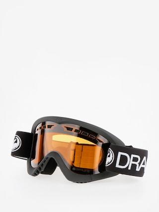 Okuliare na snowboard Dragon DXS (black/llamber)