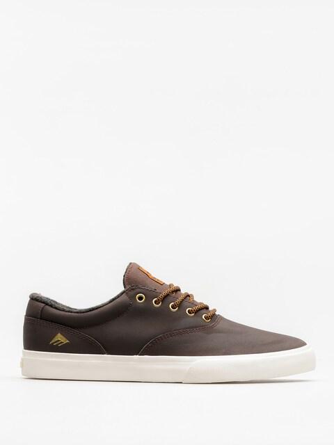 Topánky Emerica Provost Slim Vulc (brown)