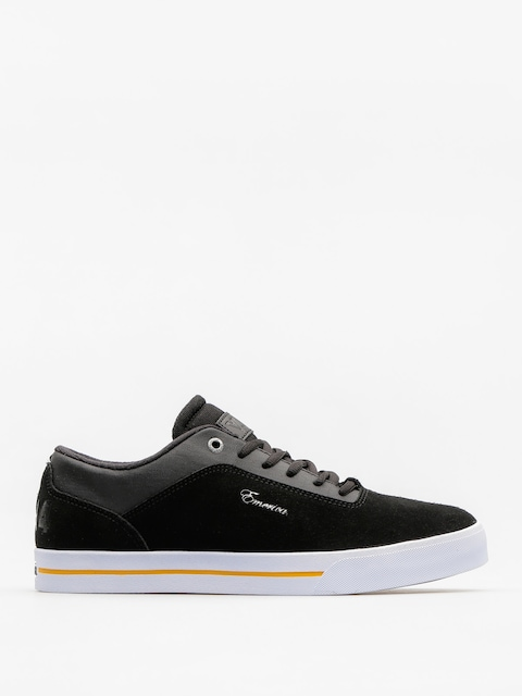 Topánky Emerica G Code Re Up X Vol 4 (black/white/gold)