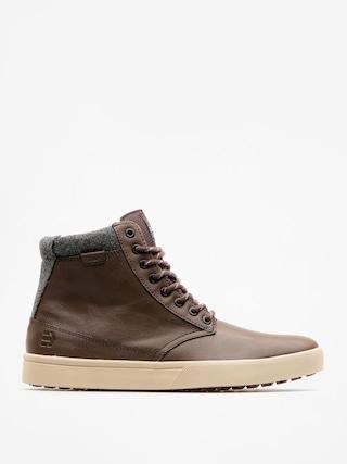 Topánky Etnies Jameson Htw Wmn (brown/grey)