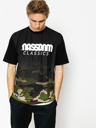 MassDnm Tričko Eclipse (black)