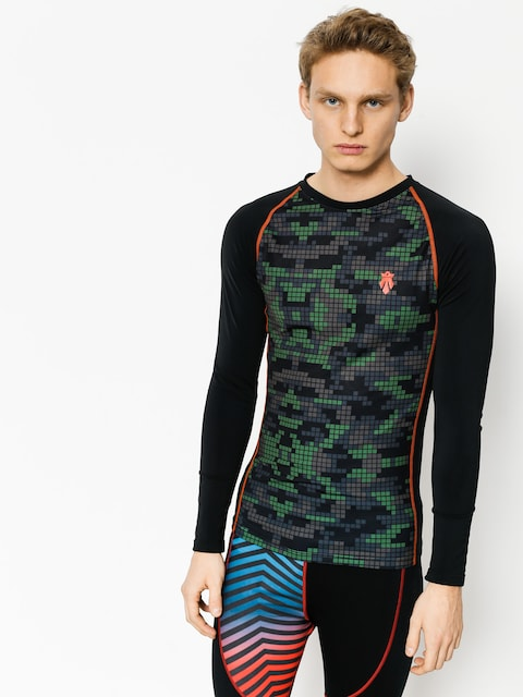 Spodné prádlo Majesty Shelter Base Layer Top (digicamo)