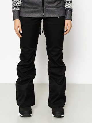 Snowboardovu00e9 nohavice Volcom Species Stretch Wmn (blk)
