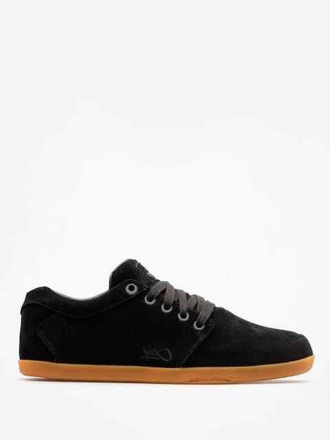 Topánky K1x Lp Low Le (black gum)