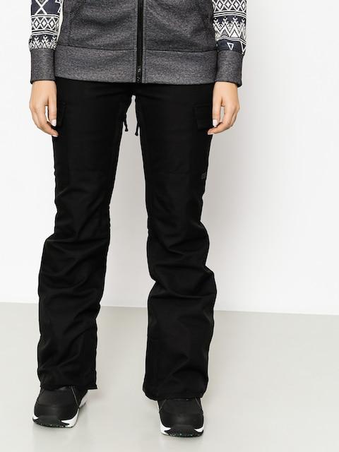 Volcom Snowboardové nohavice Robson Wmn (blk)