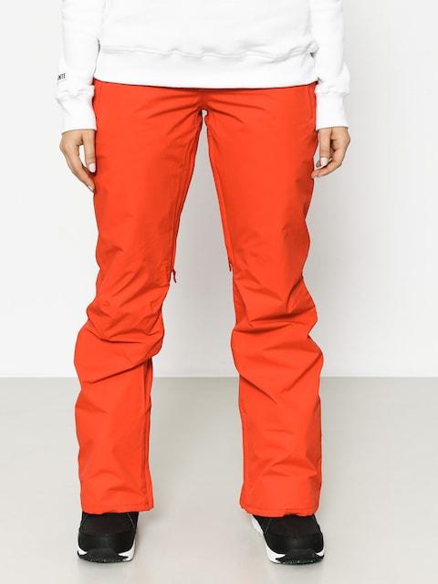 Burton Snowboardové nohavice Society Wmn (fiery red)