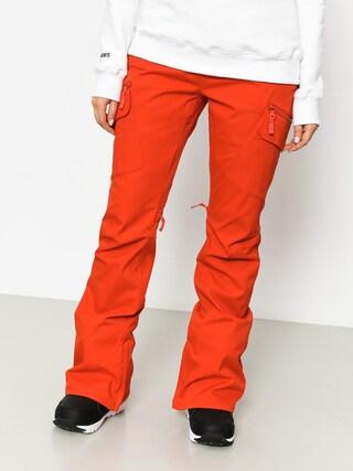 Snowboardovu00e9 nohavice Burton Gloria Wmn (fiery red)