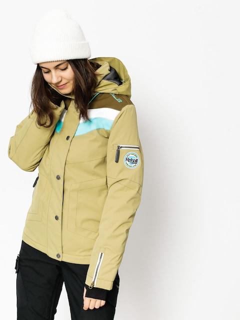 Rehall Snowboardová bunda Fray Wmn (cedar)