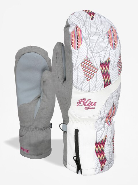 Rukavice Level Bliss Emerald Gore Tex Mitt Wmn (tribe)