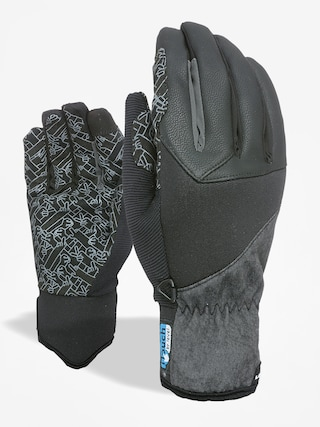 Rukavice Level Line I Touch (anthracite)