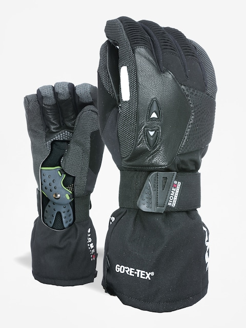 Rukavice Level Super Pipe Gore Tex (black)