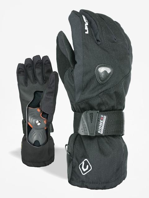 Detské rukavice Level snowboardowe Fly Jr (blk)