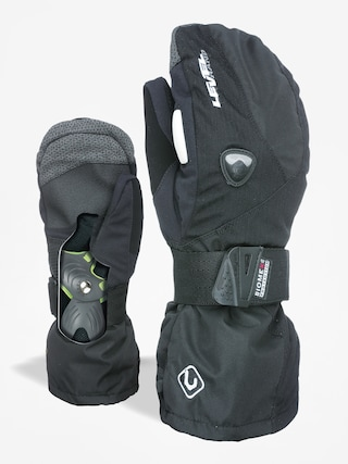 Rukavice Level Fly Mitt (black)