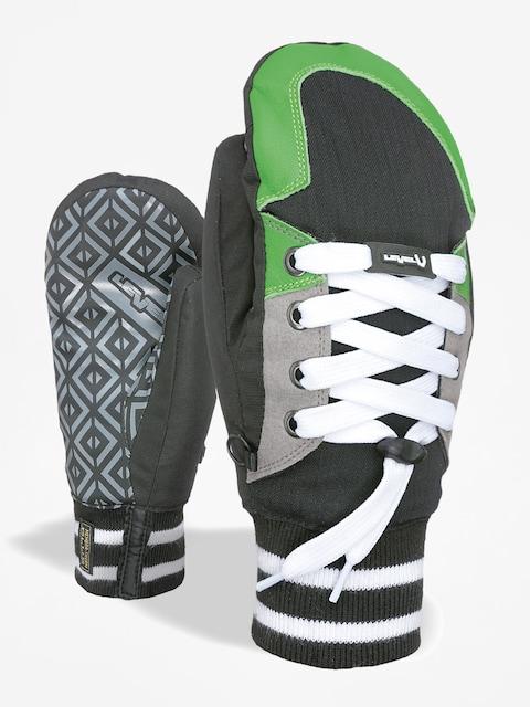 Rukavice Level Sneaker Jr Mitt (green)