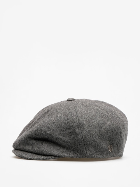Klobúk so šiltom Brixton Brood Snap ZD (dark grey)