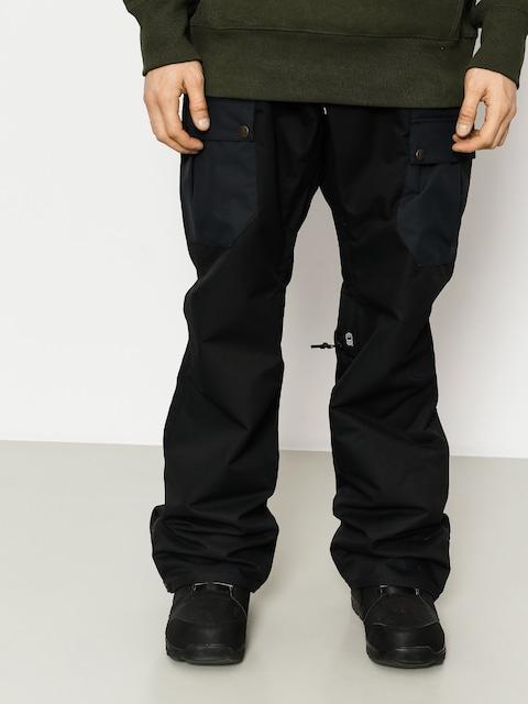 Snowboardové nohavice Airblaster Freedom Cargo Pant (black)