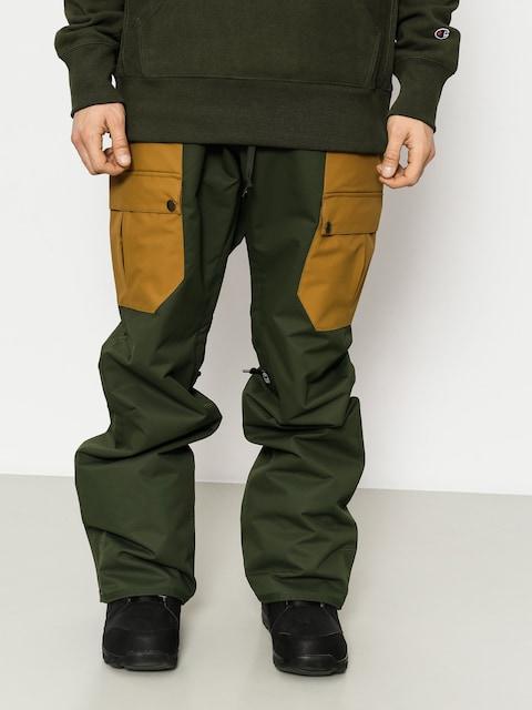 Snowboardové nohavice Airblaster Freedom Cargo Pant (kombu green)