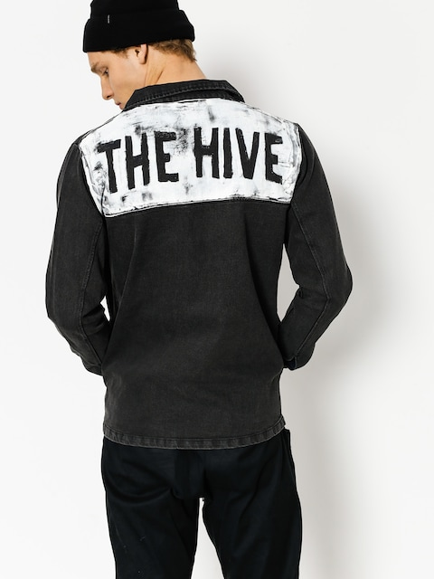 Bunda The Hive Graffiti (black)