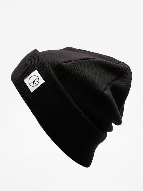 Čiapka Polar Skate Double Fold Beanie (black)