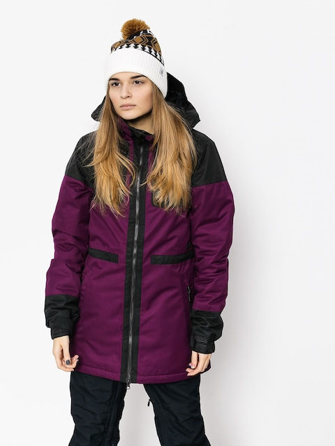 Volcom Snowboardová bunda Comox Ins Wmn (orc)
