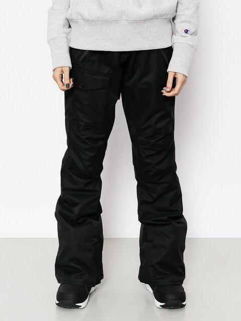 Snowboardové nohavice Volcom Selwyn Ins Wmn (blk)