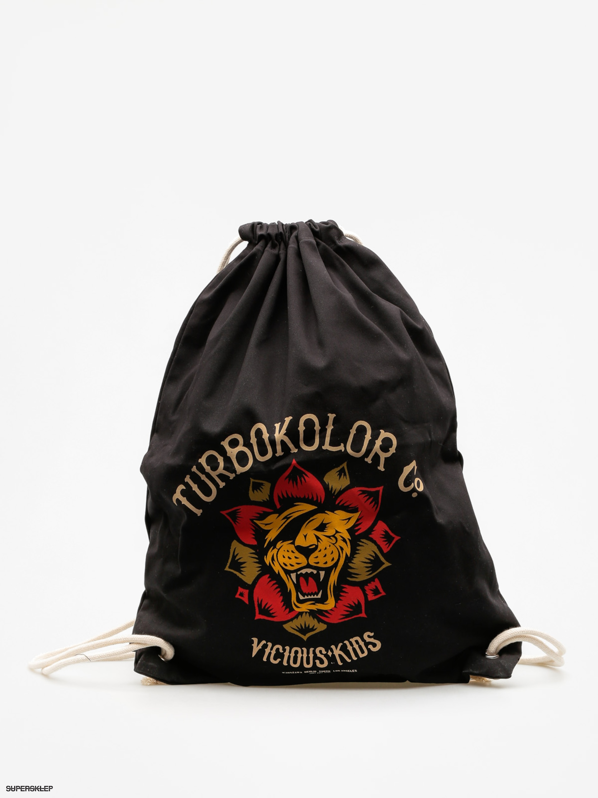 Batoh Turbokolor Shoe Bag (lotosblack)
