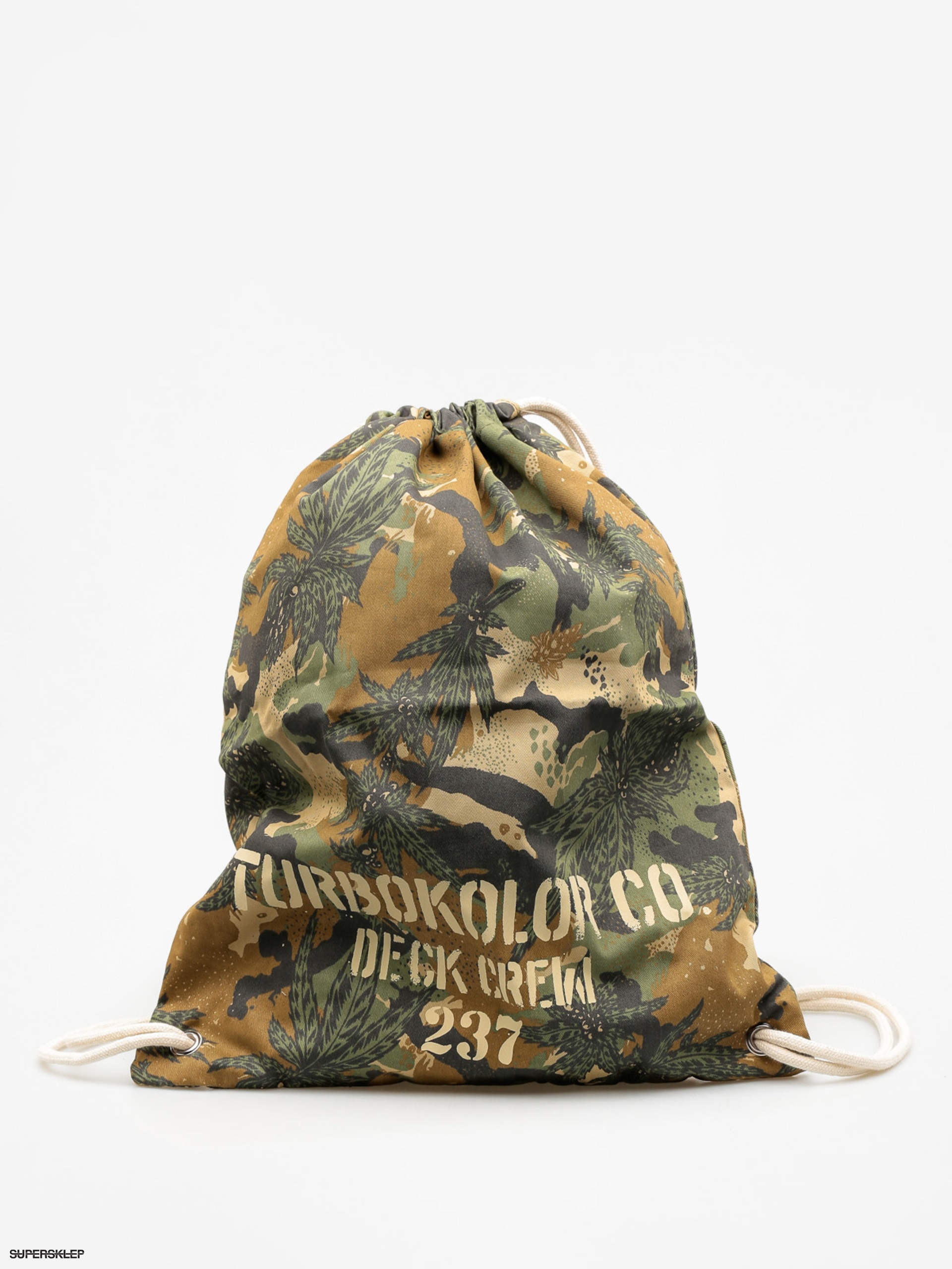 Batoh Turbokolor Shoe Bag (weedland camo)