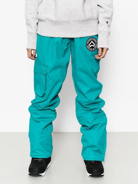 Snowboardové nohavice Westbeach Devotion Pant Wmn (dark teal)