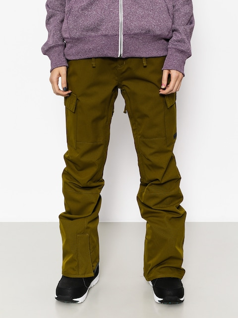 Snowboardové nohavice Volcom Robson Wmn (mos)