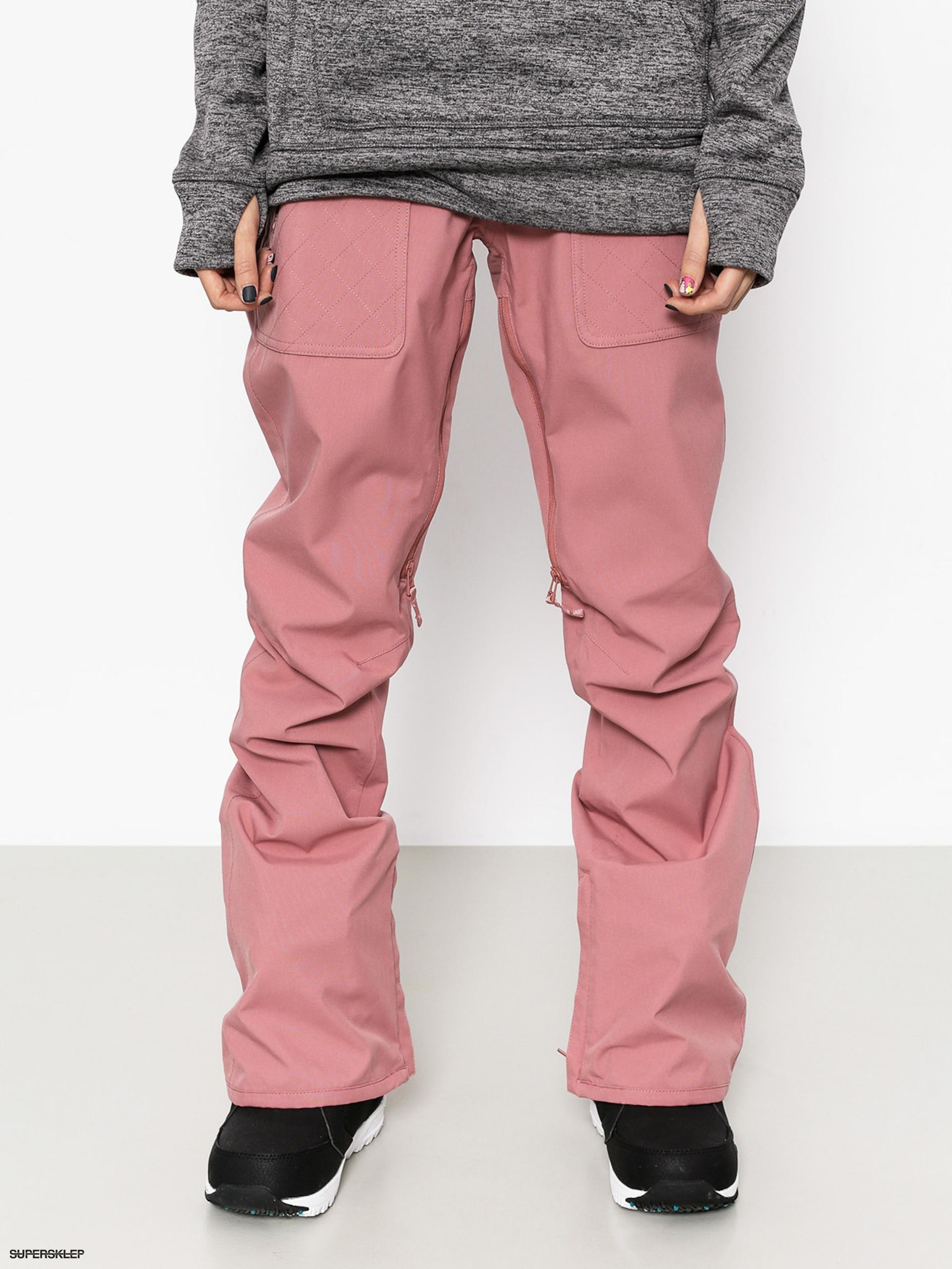 620b1124ffe3 Snowboardové nohavice Burton Vida Wmn (dusty rose)