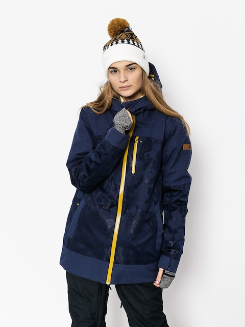 Snowboardová bunda Roxy Torah Bright Stormfall Wmn (peacoat)