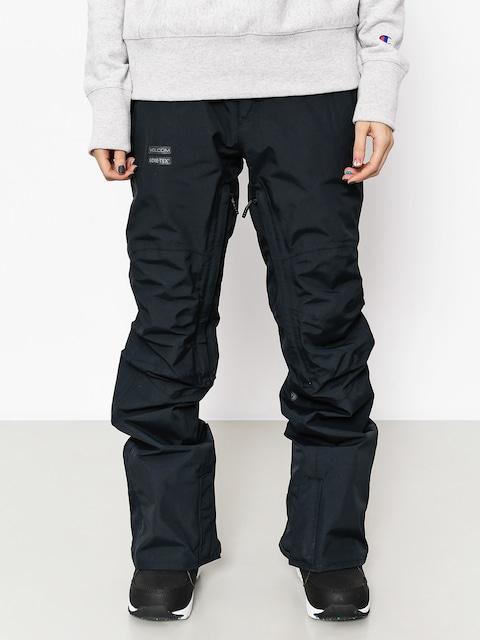 Snowboardové nohavice Volcom Knox Ins Gore Wmn (blk)