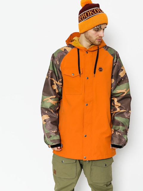 Snowboardová bunda ThirtyTwo Knox (burnt orange)