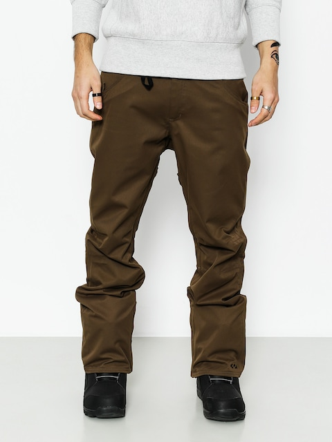 Snowboardové nohavice ThirtyTwo Wooderson (brown)