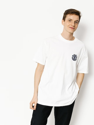 Tričko Element S Tee (optic white)