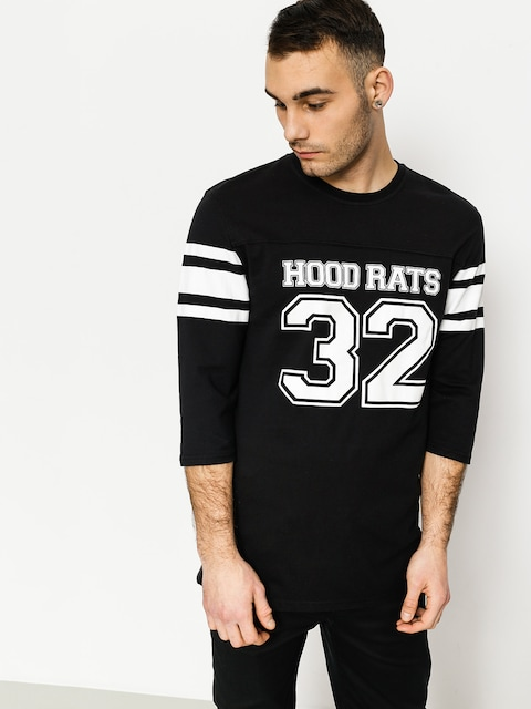 Tričko ThirtyTwo Hood Rats Team Jersey (black)