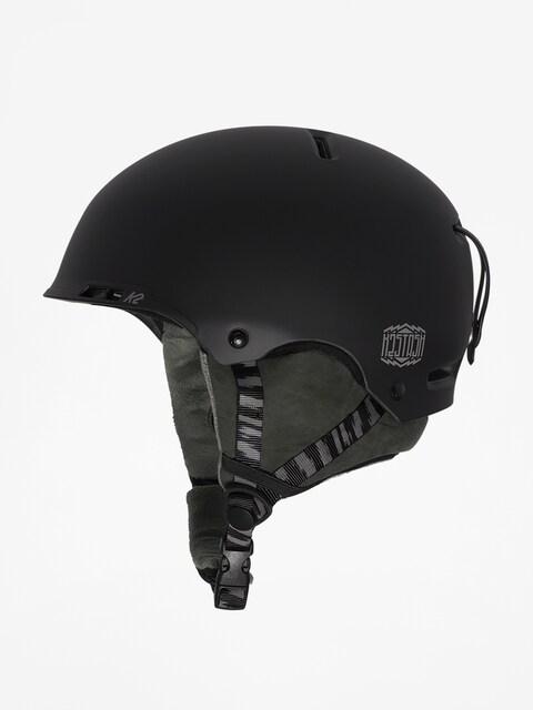 Prilba K2 Stash (black)