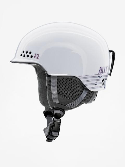 Prilba K2 Ally Wmn (white)