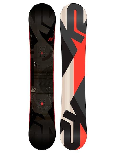 Snowboard K2 Standard (grey/red)
