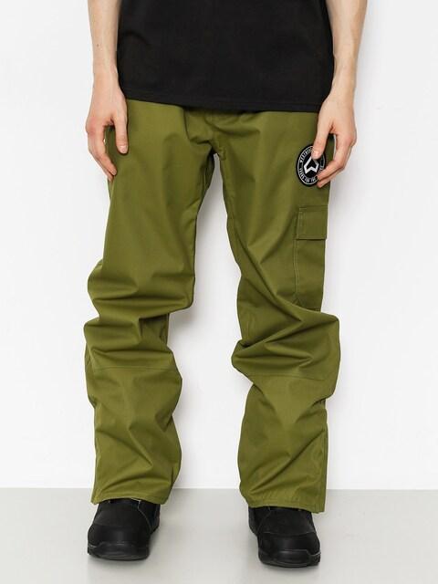 Snowboardové nohavice Westbeach Upstart Pant (combat green)