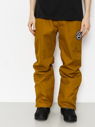 Snowboardovu00e9 nohavice Westbeach Upstart Pant (brown sugar)