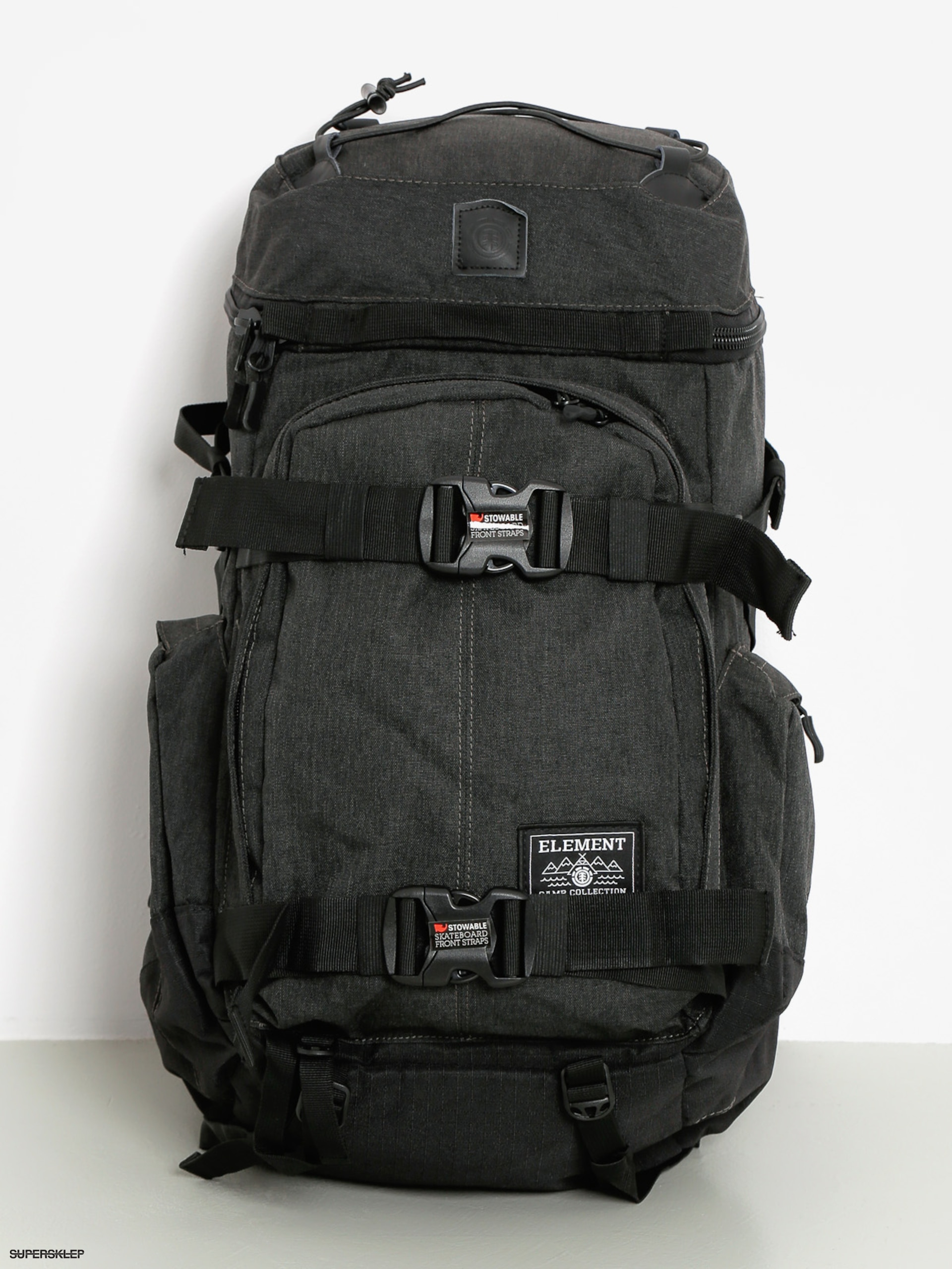 Batoh Element The Explorer (black heather)